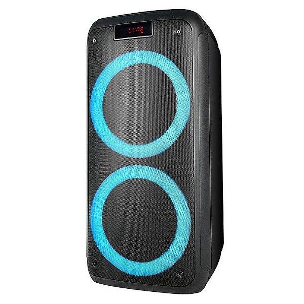 Caixa Amplificada Pulse SP359 PULSEBOX 1.000W, Bluetooth