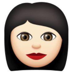 Almofada Emoji Mulher