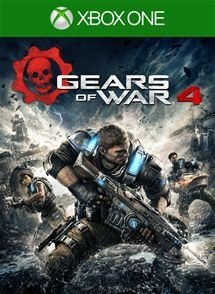 Gears of War 4 - Mídia Digital - Xbox One - Xbox Series X|S