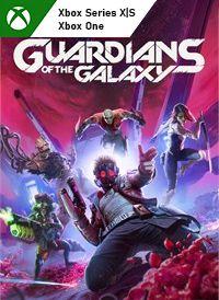 Guardiões da Galáxia - Mídia Digital - Xbox One - Xbox Series X S