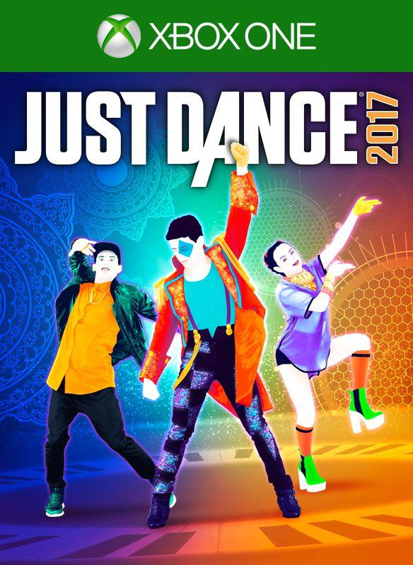 Just Dance 2017 - Mídia Digital - Xbox One - Xbox Series X S