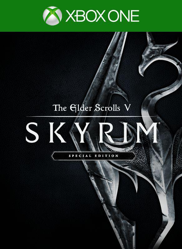 Skyrim Special Edition: The Elder Scrolls V - Mídia Digital - Xbox One - Xbox Series X S