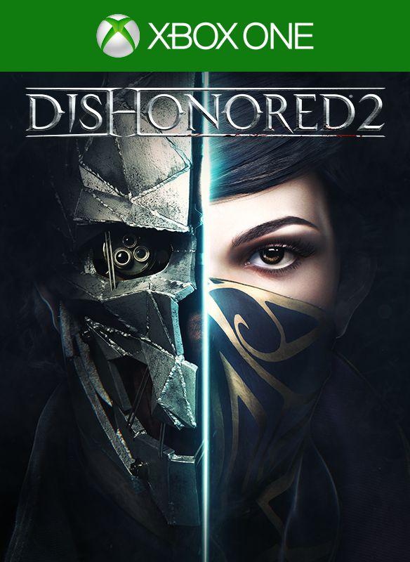 Dishonored 2 - Mídia Digital - Xbox One - Xbox Series X|S