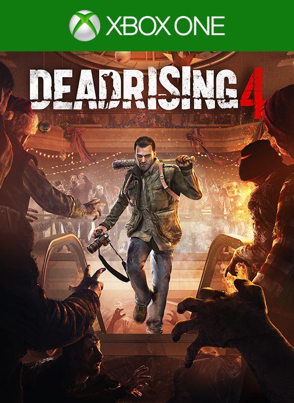 Dead Rising 4 - Mídia Digital - Xbox One - Xbox Series X S