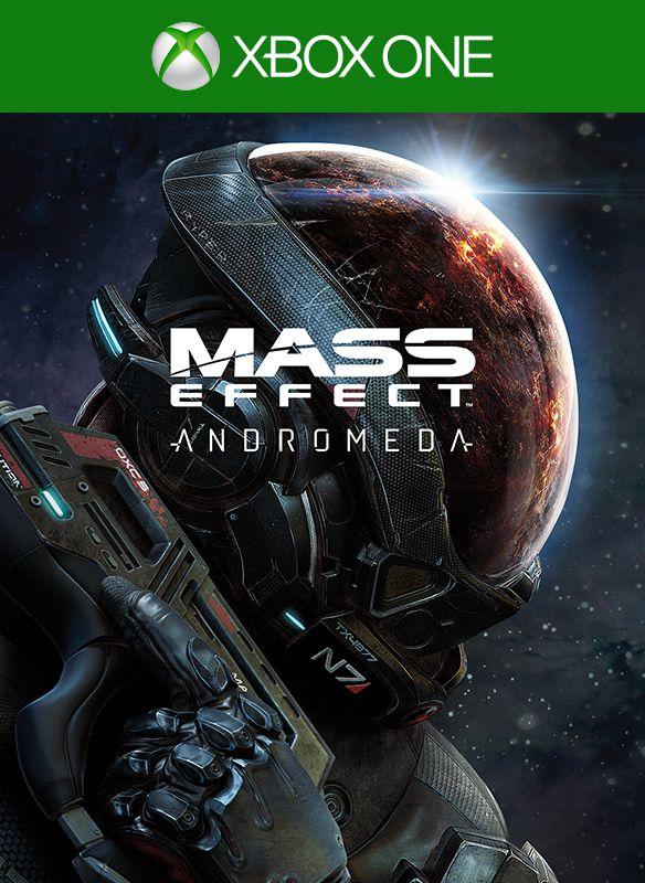 Mass Effect: Andromeda - Mídia Digital - Xbox One - Xbox Series X|S