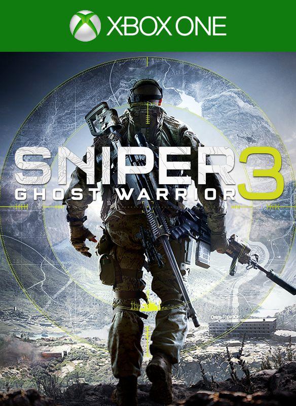 Sniper Ghost Warrior 3 - Mídia Digital - Xbox One - Xbox Series X S