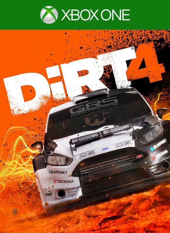 Dirt 4 - Mídia Digital - Xbox One - Xbox Series X|S