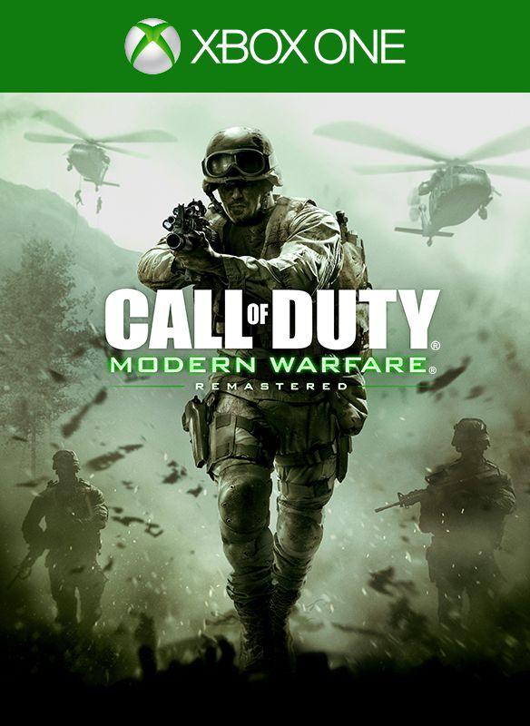 Call of Duty: Modern Warfare Remastered - COD MW Remasterizado - Mídia Digital - Xbox One - Xbox Series X|S