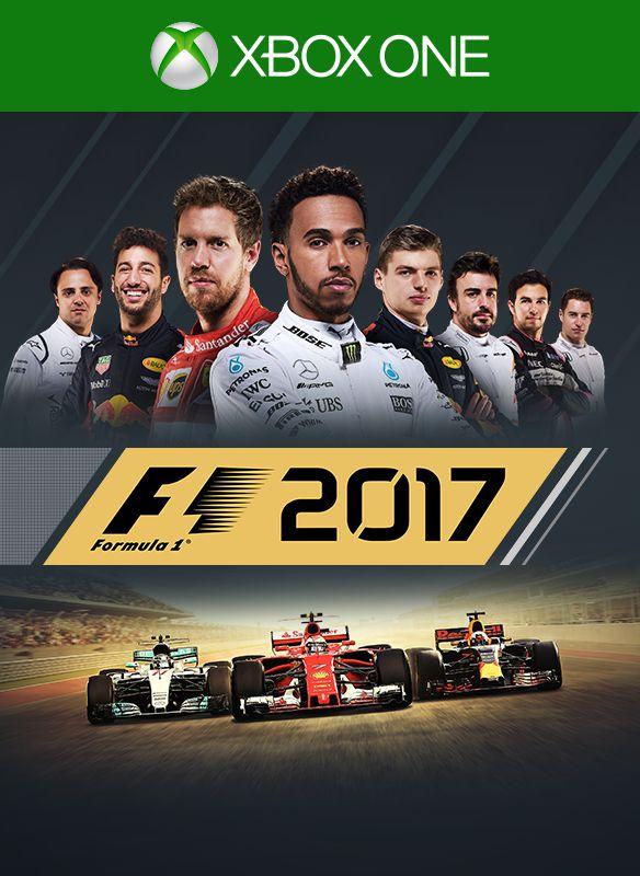 F1 2017 - Fórmula 1 2017 - Mídia Digital - Xbox One - Xbox Series X|S