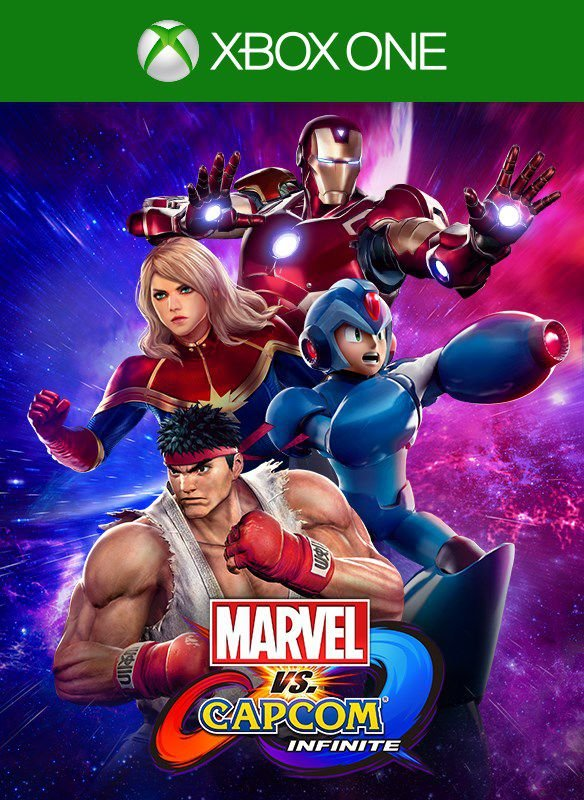 Marvel VS Capcom Infinite - Mídia Digital - Xbox One - Xbox Series X|S