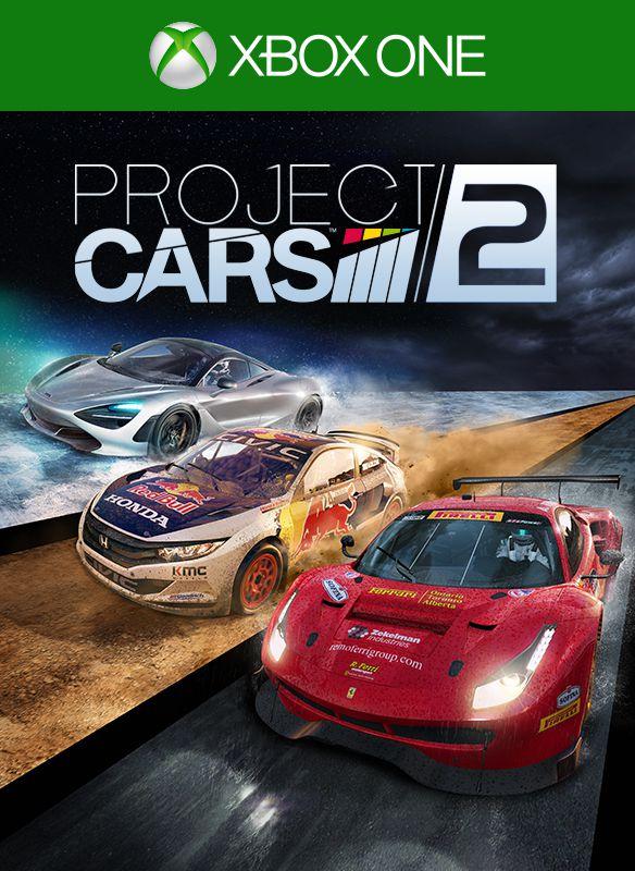 Project CARS 2 - Mídia Digital - Xbox One - Xbox Series X|S