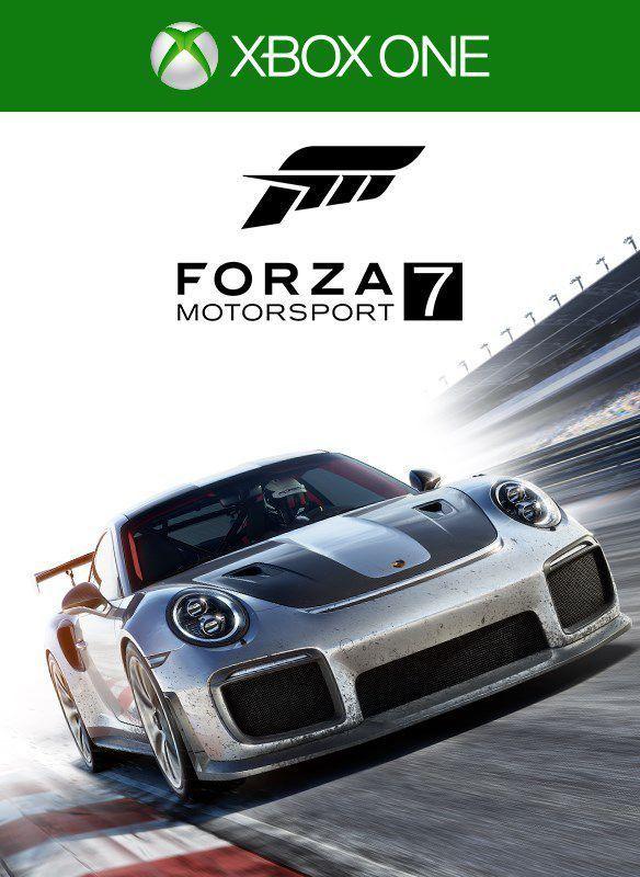 Forza Motorsport 7 (Forza 7) - Mídia Digital - Xbox One - Xbox Series X|S