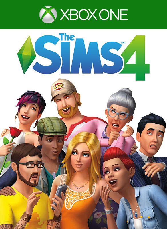 The Sims 4 - Mídia Digital - Xbox One - Xbox Series X S