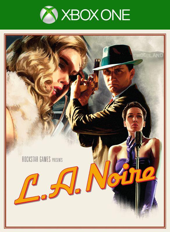 L.A. Noire - Mídia Digital - Xbox One - Xbox Series X|S