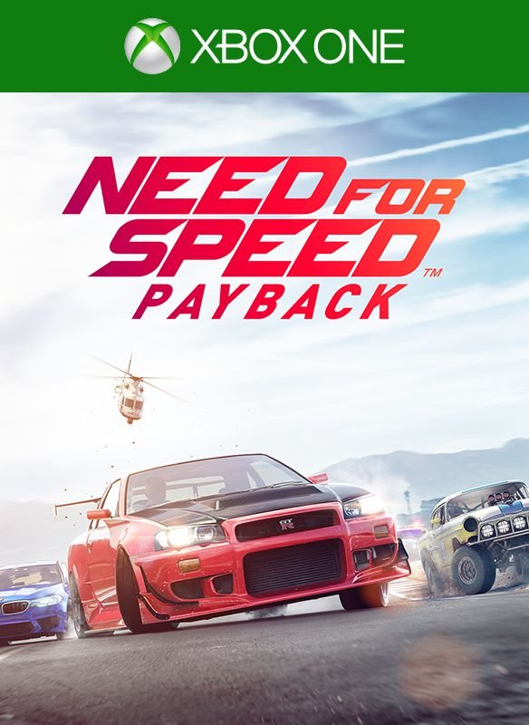 Need for Speed Payback - NFS Payback - Mídia Digital - Xbox One - Xbox Series X|S