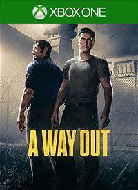 A Way Out - Mídia Digital - Xbox One - Xbox Series X S