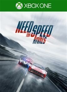 Need for Speed Rivals - NFS Rivals - Mídia Digital - Xbox One - Xbox Series X S
