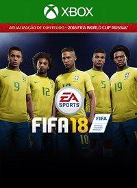 Fifa 18 + Copa do Mundo Russia 2018 - Mídia Digital - Xbox One - Xbox Series X S