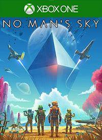 No Man's Sky - Mídia Digital - Xbox One - Xbox Series X|S