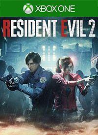 RESIDENT EVIL 2 - RE 2 - Mídia Digital - Xbox One - Xbox Series X|S