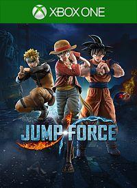 JUMP FORCE - Mídia Digital - Xbox One - Xbox Series X|S