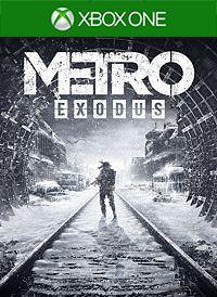 Metro Exodus - Mídia Digital - Xbox One - Xbox Series X|S