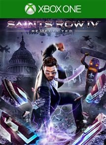 Saints Row IV: Re-elected + Gat out of Hell - Mídia Digital - Xbox One - Xbox Series X S