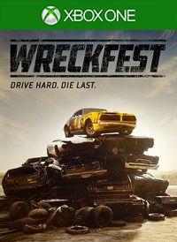 Wreckfest - Mídia Digital - Xbox One - Xbox Series X S