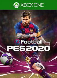 PES 2020 - Pro Evolution Soccer 20 - Mídia Digital - Xbox One - Xbox Series X S