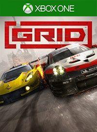 GRID - Mídia Digital - Xbox One - Xbox Series X S