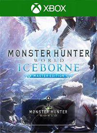 Monster Hunter World: Iceborne Master Edition - Mídia Digital - Xbox One - Xbox Series X|S