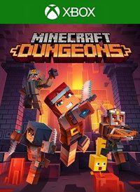 Minecraft Dungeons - Mídia Digital - Xbox One - Xbox Series X S