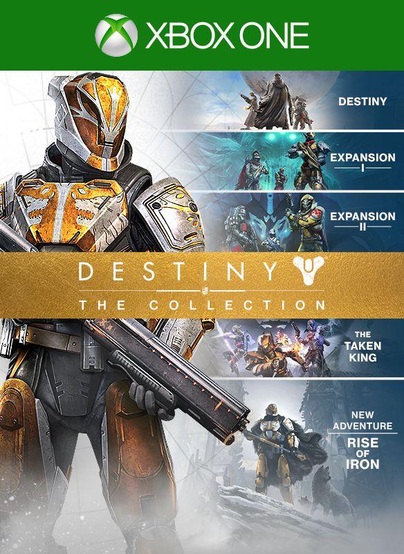 Destiny: A Coletânea  - Mídia Digital - Xbox One - Xbox Series X|S