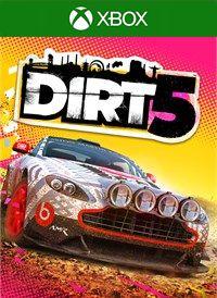 DIRT 5 - Mídia Digital - Xbox One - Xbox Series X|S