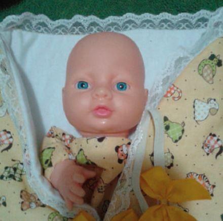 Bebê Fantoche