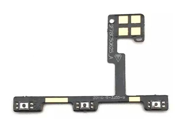 Flex Power Botão Ligar E Volume Moto One Hyper Xt2027-1