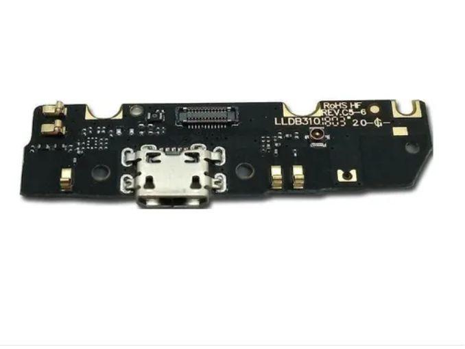 PLACA CONECTOR MOTO G6 PLAY / MOTO E5 / XT1922