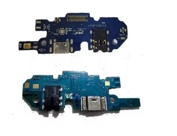 PLACA CONECTOR DE CARGA SAMSUNG A10 A105/ds PLAQUINHA A10