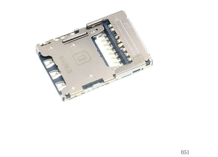 SLOT CHIP SIM CARD + SD LG K10 K430 K430TV