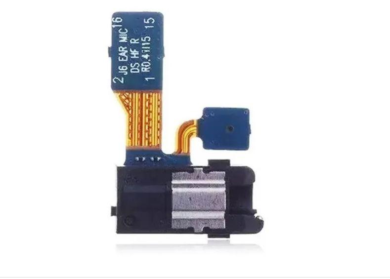 CONECTOR FLEX FONE P2 MICROFONE J6 J600/ J8 J800 2018