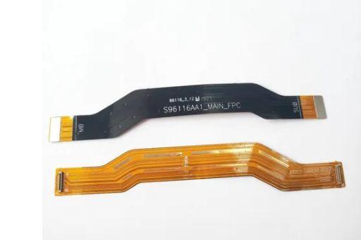FLEX CABO DO LCD CONECTOR PLACA MÃE GALAXY A10S