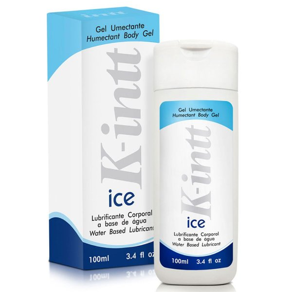 Lubrificante Corporal K-Intt Ice 100ml