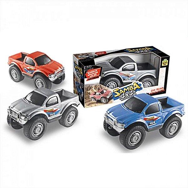 Carrinho Samba Toys 4x4 Extreme