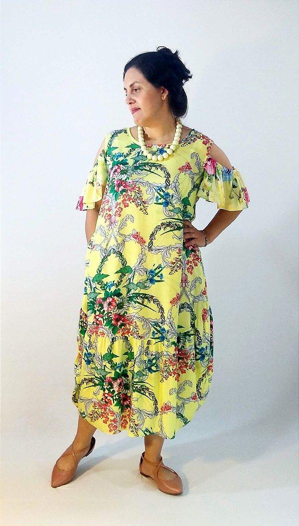 Vestido Floral Sol