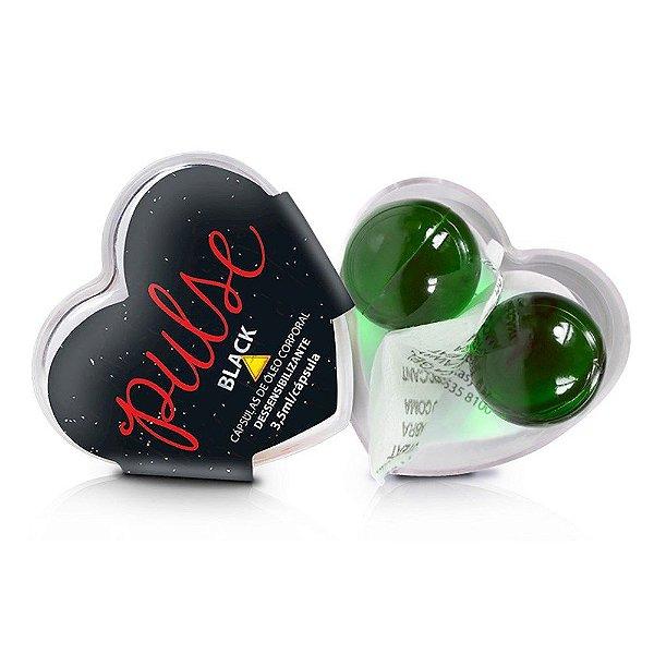 Pulse Black bolinha funcional dupla Sexy Fantasy