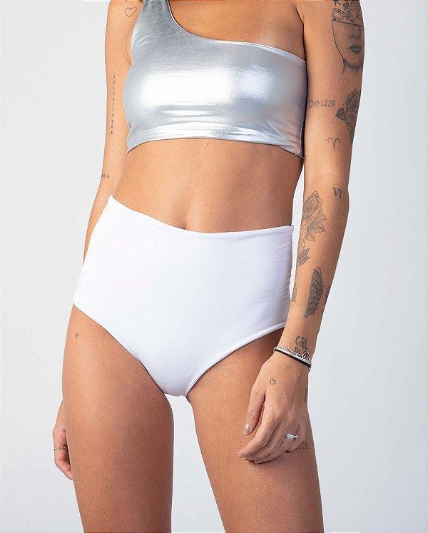 Hot Pants Feminina Branca