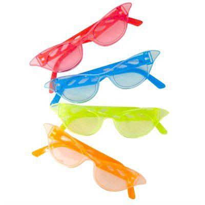 Óculos Cupido Cristal com 10 Unidades