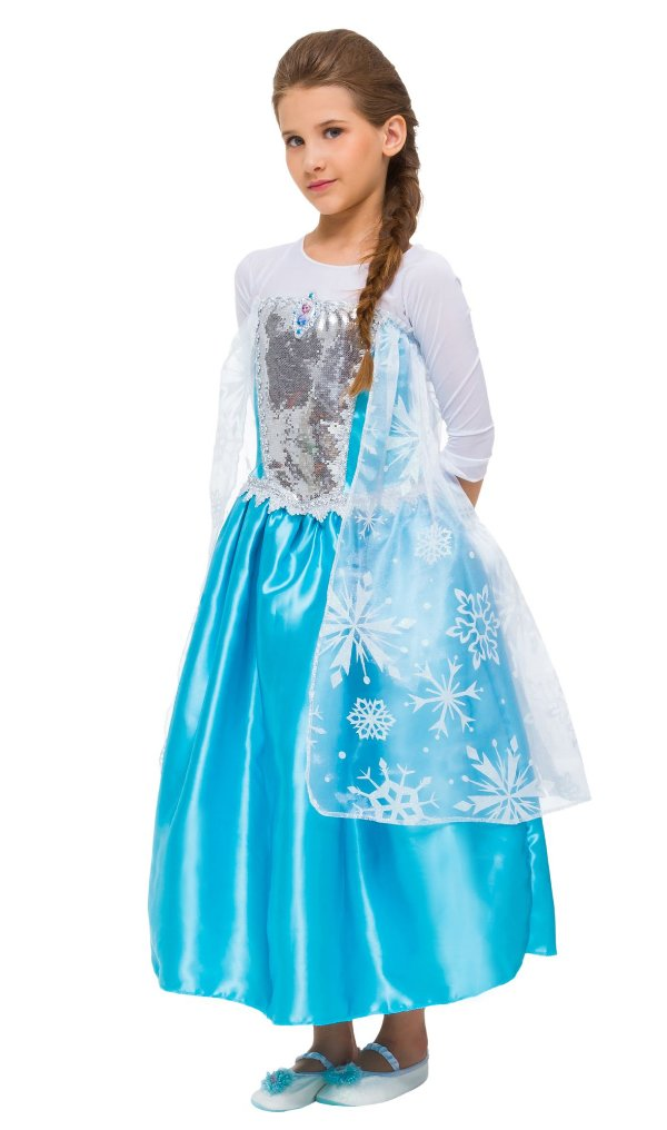 Fantasia Elsa Frozen Premiun 1032