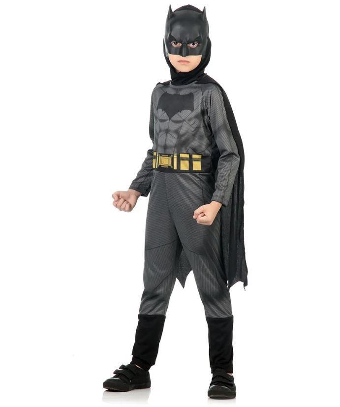 Fantasia Batman Longa STD 22890