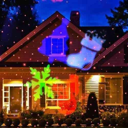 Projetor de Led Natal